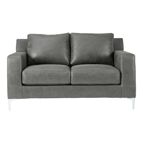 Ryler Loveseat Charcoal