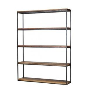 Railwood Double Bookshelf