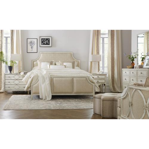 Hooker Furniture - Sanctuary Anastasie 5/0 Uph Headboard
