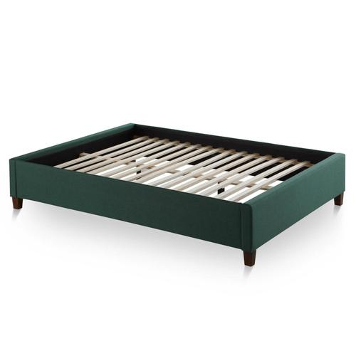Malouf - Eastman Platform Bed Base - Full Oat