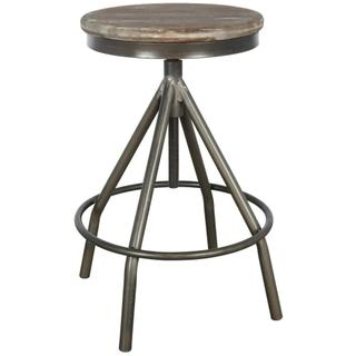 Porter Round Counter Stool Misty Mocha