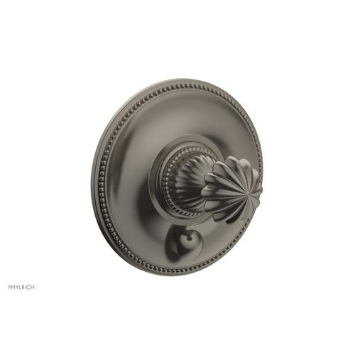 Phylrich - GEORGIAN & BARCELONA Pressure Balance Shower Plate with Diverter and Handle Trim Set PB2361TO - Pewter