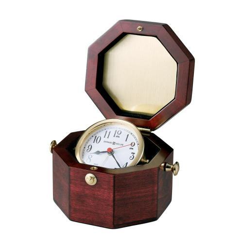 Howard Miller Chronometer Nautical Desk Clock 645187