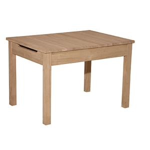 JT-2532L Child's Table with lift up top for storage