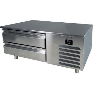 "U-Line60"" Freezer Base With Stainless Solid Finish (115v/60 Hz Volts /60 Hz Hz)"