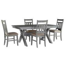 Turino 5pc Dining Set