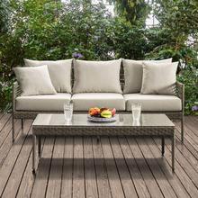 See Details - Aleisha Patio Sofa