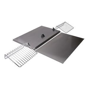 WhirlpoolRange Hood Backsplash Kit with Shelf
