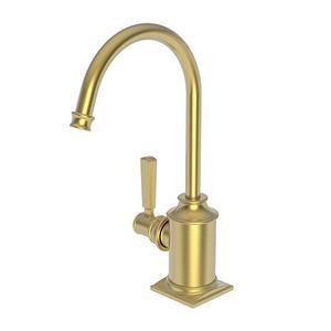 Satin Gold - PVD Hot Water Dispenser