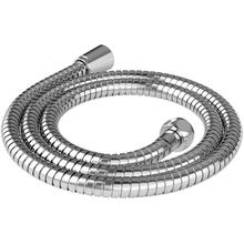 Polished Chrome Metal Shower Hose