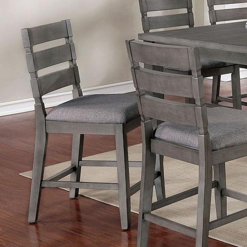 Viana Counter Ht. Side Chair (2/Ctn)