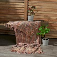 See Details - Outdoor Throws Ih018 Multicolor 50 X 60 Throw Blanket
