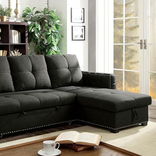 Furniture of America - Demi Sectional