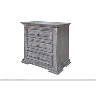 3 Drawers Nightstand