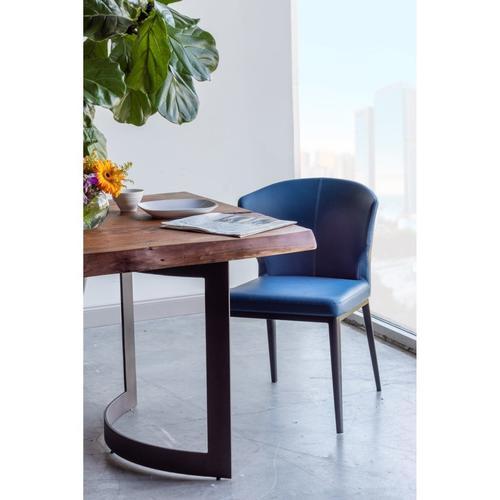 Delaney Side Chair Steel Blue-m2