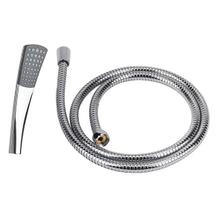 Leyden Handshower and Hose - Polished Chrome