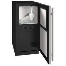 """View Product - Anb115 / Anp115 15"""" Nugget Ice Machine With Stainless Solid Finish, Yes (115 V/60 Hz Volts /60 Hz Hz)"""