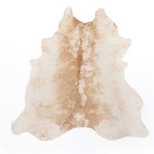 Natural Brown Cover Modern Cowhide Rug