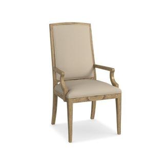 Woodridge Upholstered Back Arm Chair