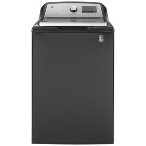 GE® 5.2 cu. ft. Capacity Smart Washer with Sanitize w/Oxi and SmartDispense Product Image