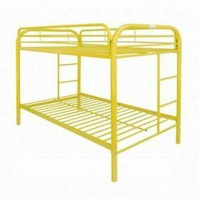 ACME Thomas Twin/Twin Bunk Bed - 02188YL - Yellow