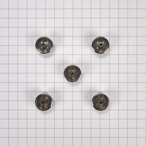 Gas Cooktop Control Knob Set