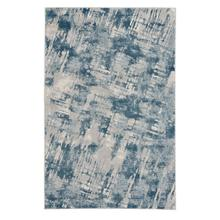 "Brushstrokes Prussian Blue - Rectangle - 3'11"" x 5'6"""