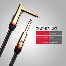 See Details - Monster Prolink Rock Instrument Cable - 12 ft - Ri
