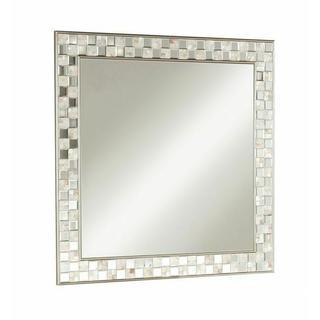 ACME Nasa Accent Mirror (Wall) - 97388 - Mirrored