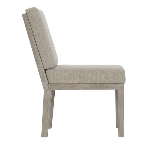 Bernhardt - Foundations Side Chair in Light Shale (306)