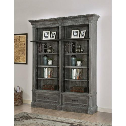 GRAMERCY PARK 2 piece Museum Bookcase (9030 and 9031)