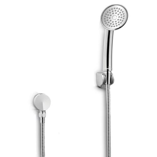 """Transitional Collection Series A Single-Spray Handshower 3-1/2"""" - 2.5 GPM - Polished Chrome Finish"""