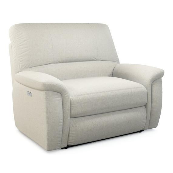 La-Z-Boy - Aspen Power Reclining Chair & A Half