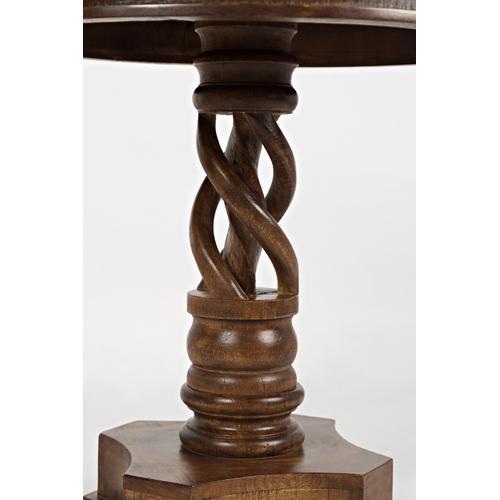 Gwen Pedestal Table