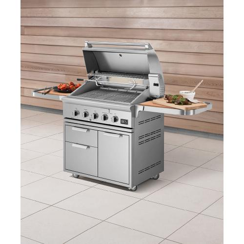 """DCS - 36"""" Grill, Lp Gas"""