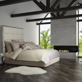 10pc King Comforter Set Mushroom