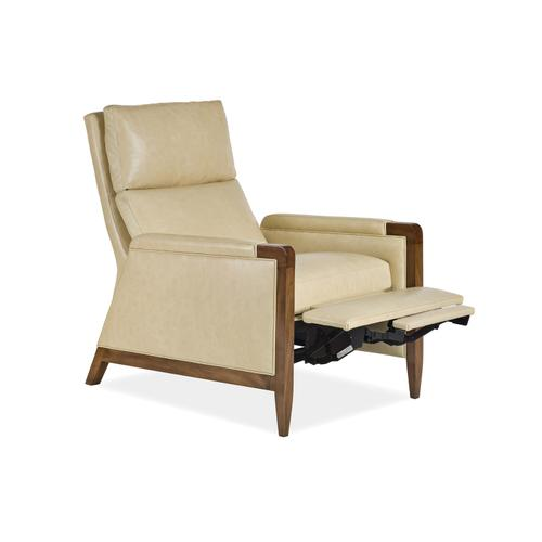 Hancock and Moore - 7165-PRB WALLY POWER RECLINER W/BATTERY