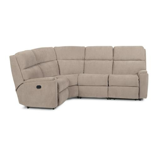Rio Reclining Sectional