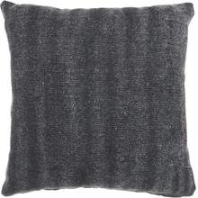 "Life Styles Gt655 Charcoal 22"" X 22"" Throw Pillow"