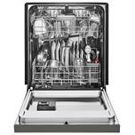 KitchenAid 46 DBA Dishwasher with ProWash Cycle and PrintShield Finish, Front Control Stainless Steel with PrintShield™ Finish
