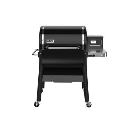 SmokeFire EX4 Wood Fired Pellet Grill - Black Product Image