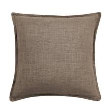 Linen Cushion - Beige / Cover Only