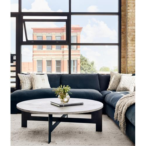 Armless Piece Configuration Henry Charcoal Cover Grant Sectional Pieces