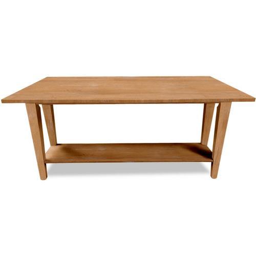 John Thomas Furniture - Flip Top Work/Dining Table
