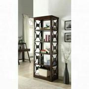 ACME Madge Bookcase - 92259 - Espresso Product Image