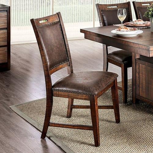 Furniture of America - Wichita Side Chair (2/ctn)