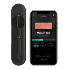 See Details - Yummly® Smart Bluetooth Meat Thermometer - Graphite