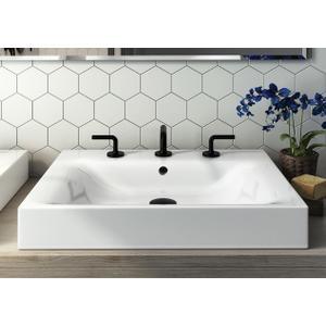 "MPRO 24"" Basin - 1 Faucet Hole"