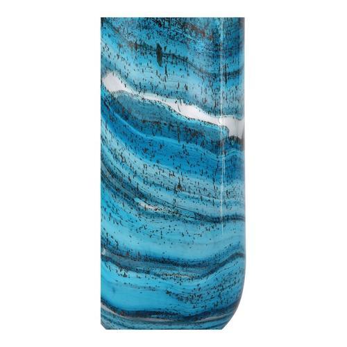 Blue Sand Vase Tall