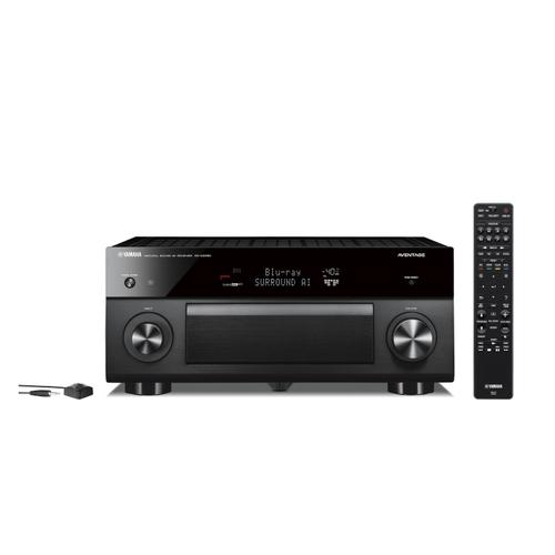 Yamaha - RX-A2080 Black AVENTAGE 9.2-Channel AV Receiver with MusicCast
